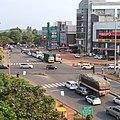 The junction at Malaparamba, Kozhikode.jpg