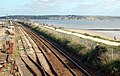 The railway east of Penzance from a footbridge - geograph.org.uk - 1547288.jpg