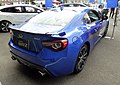 The rearview of Subaru BRZ S (DBA-ZC6) with optional parts.jpg