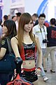 Thermaltake Technology promotional models at Computex 20130607e.jpg