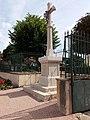 Thizy-les-Bourgs - Place Aristide Briand - Croix de Constant Franche.jpg