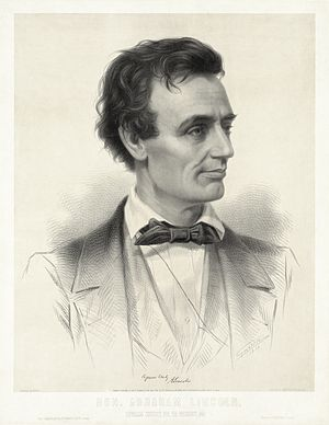 Abraham Lincoln's Lyceum address - Abraham Lincoln