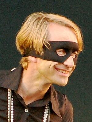 Thomas Öberg (singer) - Thomas Öberg in 2009.