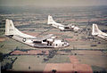 Three Fairchild C-123B Providers in formation.jpg