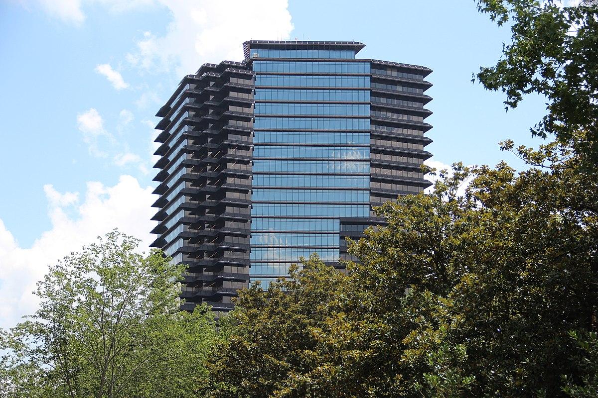 Hotels In Atlantic City >> Three Ravinia Drive - Wikipedia