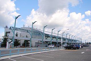Thunder Bay International Airport Airport in Thunder Bay, Ontario, Canada