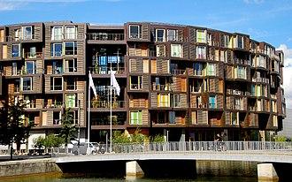 Lundgaard & Tranberg - Image: Tietgenkollegiet facade