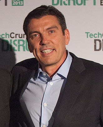 Tim Armstrong (executive) - Armstrong at TechCrunch Disrupt in 2013