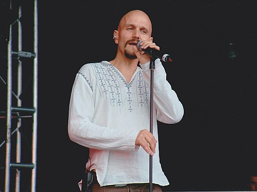 Tim Booth (James), Guilfest 2004 (11861121463)