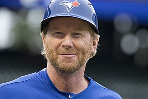 Tim Leiper - Leiper with the Toronto Blue Jays