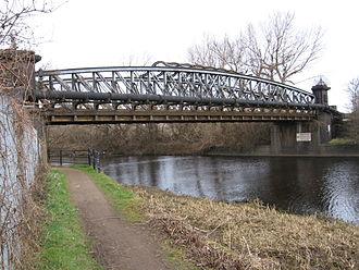 River Don Navigation - Jordan Bridge