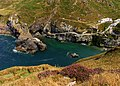 Tintagel Haven and Beach - geograph.org.uk - 216996.jpg