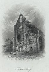 Tintern Abbey, West Front
