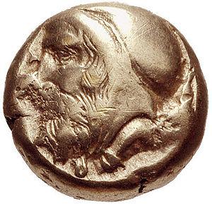 Tissaphernes - Coin of Tissaphernes