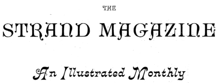Title--The Strand Magazine, Vol 1, No 1.png