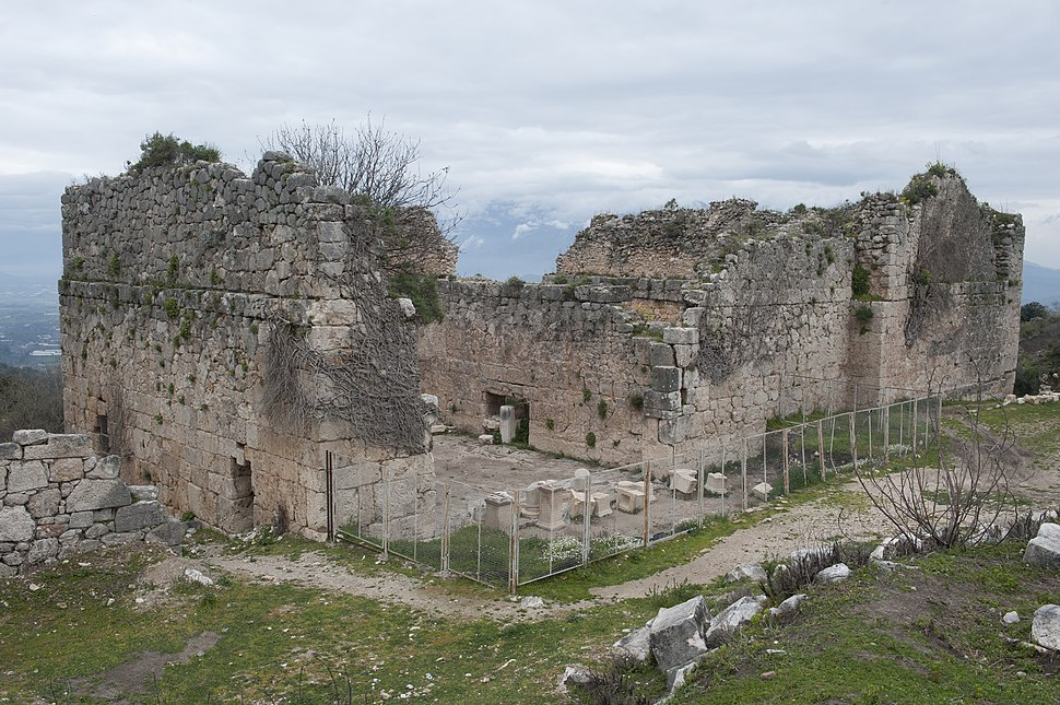 Tlos Big Roman Bath 5492