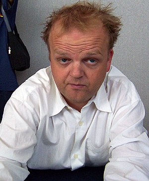 Toby Jones - Jones in October 2003