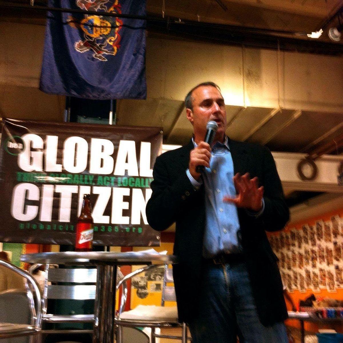 Global Views Wikipedia: Todd Bernstein