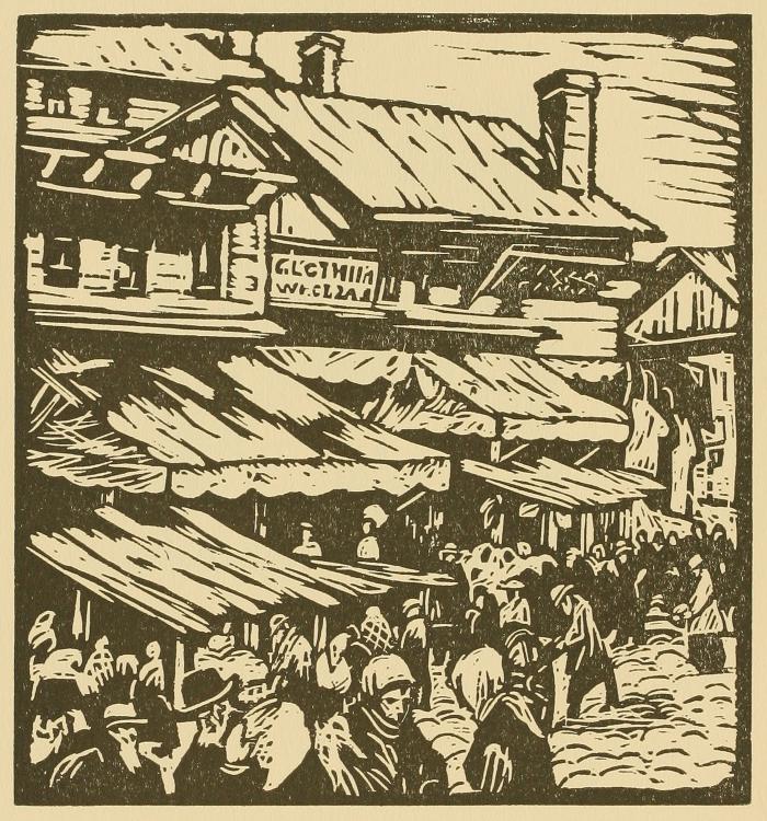 Todros Geller - From Land to Land - 1925 - Making business - 0045