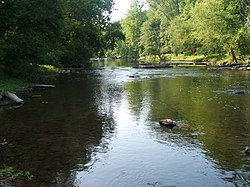 Tohickon Creek