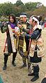 Tokai Kassen World 2015 Motonari-Ieyasu-Nagachika.jpg