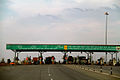 Toll Plaza on Roads in India NH 27 National Highway Rajasthan NH76 (old system) in India.jpg