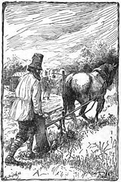 Tolstoy - Ivan the Fool - 'The Fool strikes his first snag'.jpg