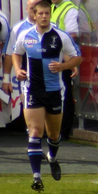Clubb playing for Harlequins RL Tony Clubb.jpg