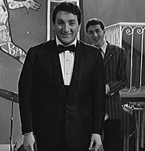 Tony Dallara - Dallara in Canzonissima (1961)