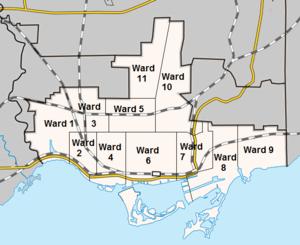Toronto ward 20 boundaries in dating 8