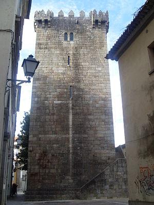 Torre de Menagem de Braga (2)