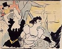 Toulouse-Lautrec - Au bal, 1870-1880.jpg