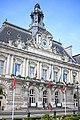 Tours - Hôtel de ville drapeau en berne après attentat Nice (02).jpg