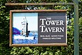 Tower Tavern pubsign - geograph.org.uk - 1383750.jpg