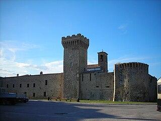 Castel San Giovanni, Castel Ritaldi Frazione in Umbria, Italy