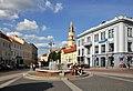 Town Hall Square Vilnius (5987797016).jpg