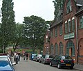 Town and Gown - Grange Rd Bournbrook. - geograph.org.uk - 555940.jpg