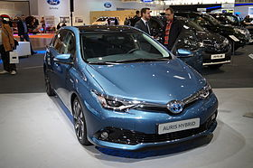 Image illustrative de l'article Toyota Auris