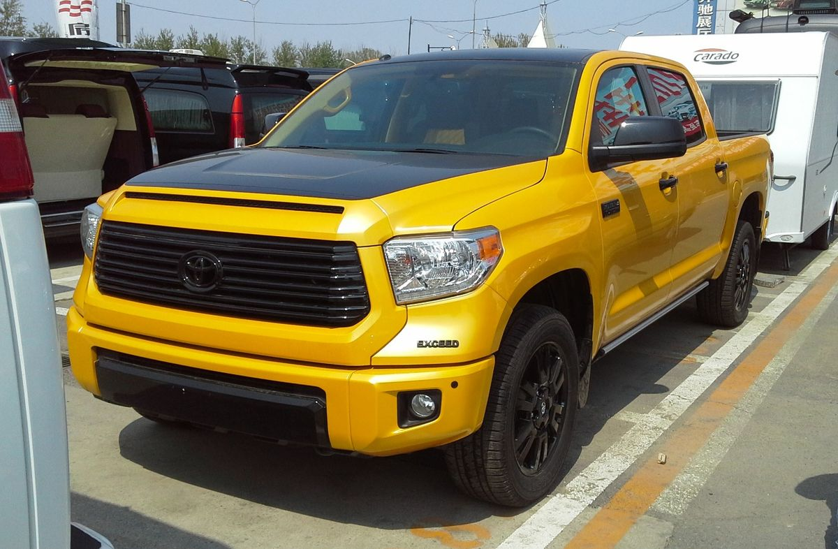 toyota tundra wikipedia wolna encyklopedia. Black Bedroom Furniture Sets. Home Design Ideas