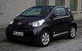 Toyota iQ 1.0 – Frontansicht, 3. April 2012, Velbert.jpg