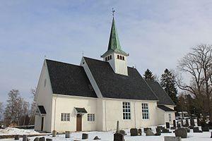 Trøgstad -  Trøgstad Church