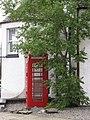 Traditional phone box, Plockton. - geograph.org.uk - 1495859.jpg