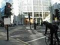 Traffic lights in Moorfields - geograph.org.uk - 1831055.jpg