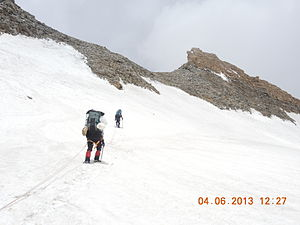 Traill's Pass - Image: Traill's Pass 2013