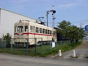 静岡鉄道清水市内線