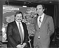 Transportation Commissioner Richard A. Dimino and State Secretary of Transportation Frederick P. Salvucci (9516902927).jpg
