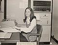 Transportation Systems Center Co-Op Student Eleanor Shephard of Northeastern University - NARA - 6882634.jpg