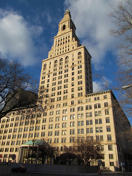 Wêne:Travelers Tower, Hartford CT.jpg
