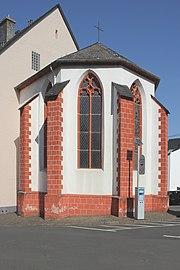 Treis, ehem. Pfarrkirche St. Katharina, Am Rathaus 2 (2020-09-15 Sp).jpg