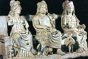 Roman mythology - Capitoline Triad